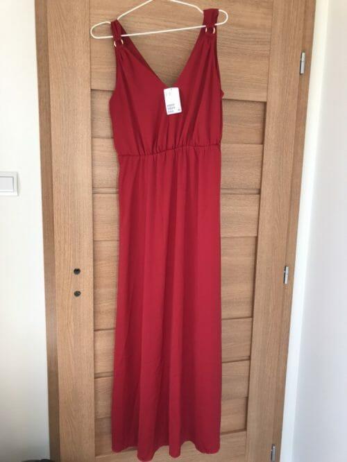 Saténové dlhé šaty