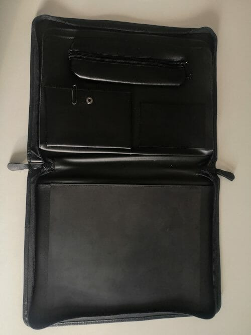 Kožené business puzdro A4 na dokumenty