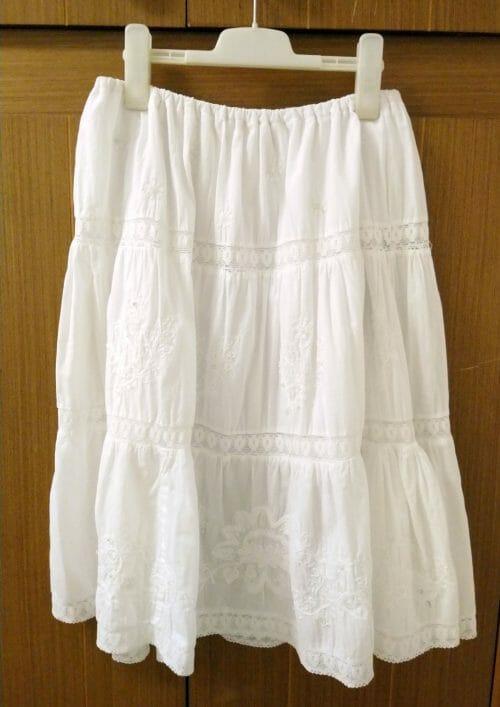 Romantická sukienka