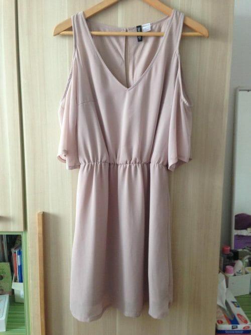 Krásne šaty 34 H&M