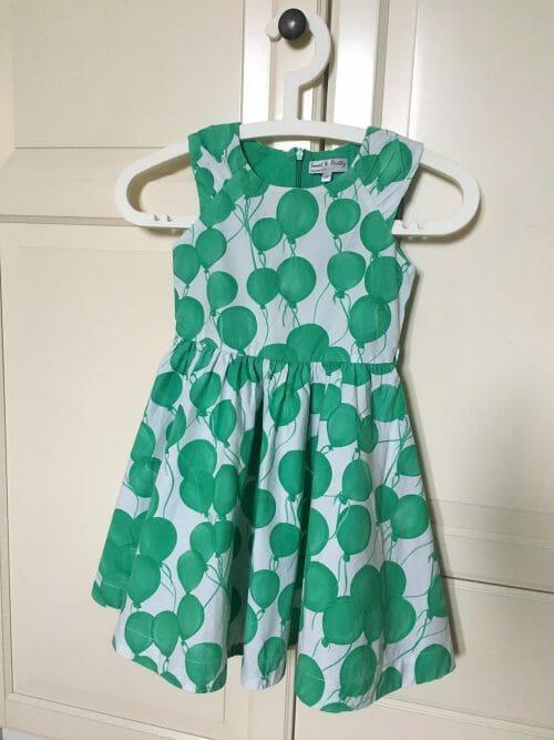 Dievčenské šaty ( 110)