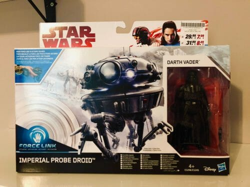 Star Wars – imperial probe droid