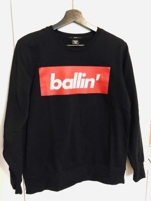 Ballin' mikina