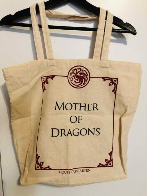 Game of Thrones – plátená taška