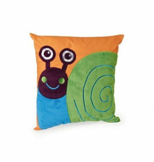 O-OOPS – Happy Cushion > varianta Slimáčik a iné