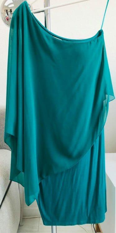 Šaty zelené ZARA M
