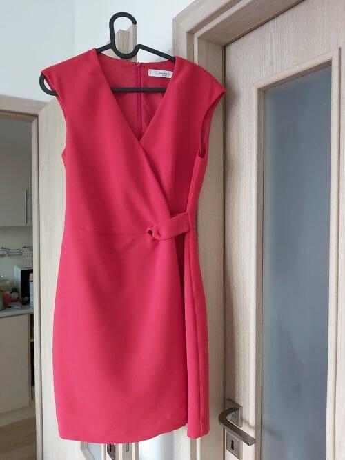Červené Spoločenské šaty