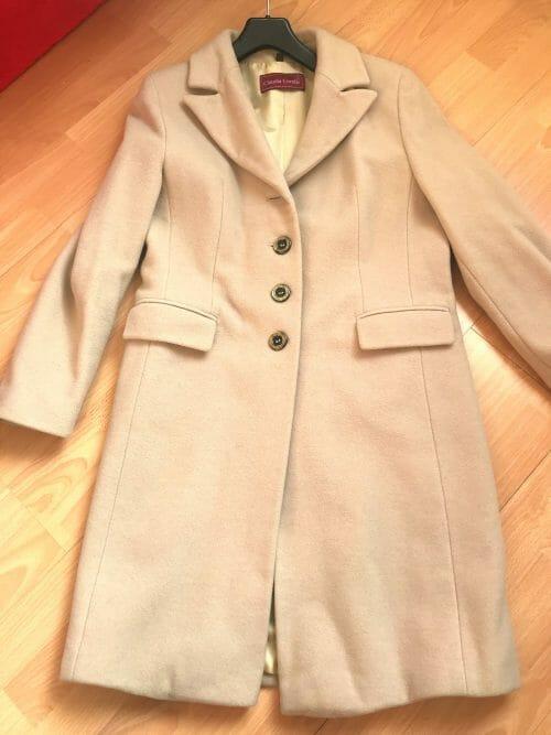 kabát Claudia Coreli