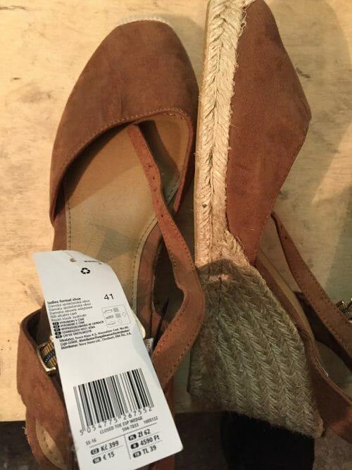 Predaj topánok