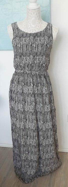 Dlhé letné šaty